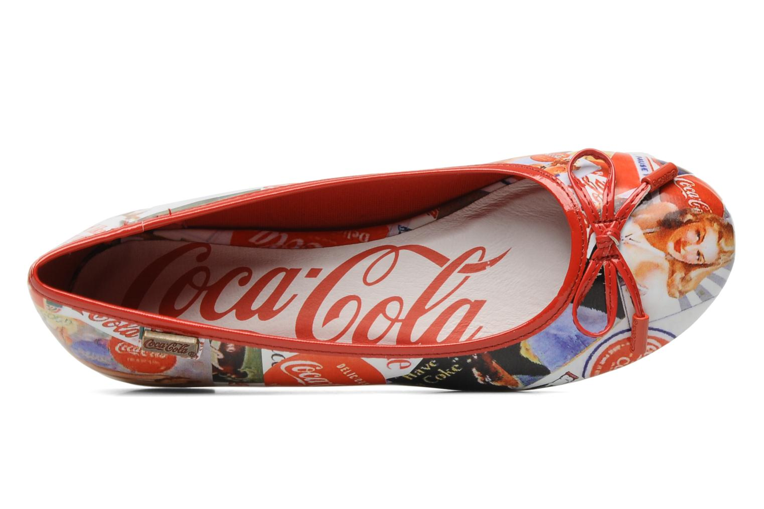 Ballerina's Coca Cola BUCIE Multicolor links