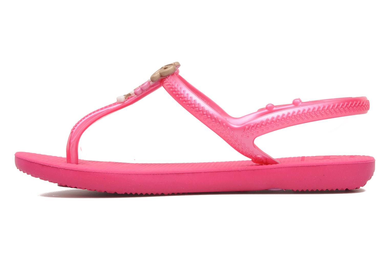 Sandales et nu-pieds Havaianas Kids Freedom Rose vue face