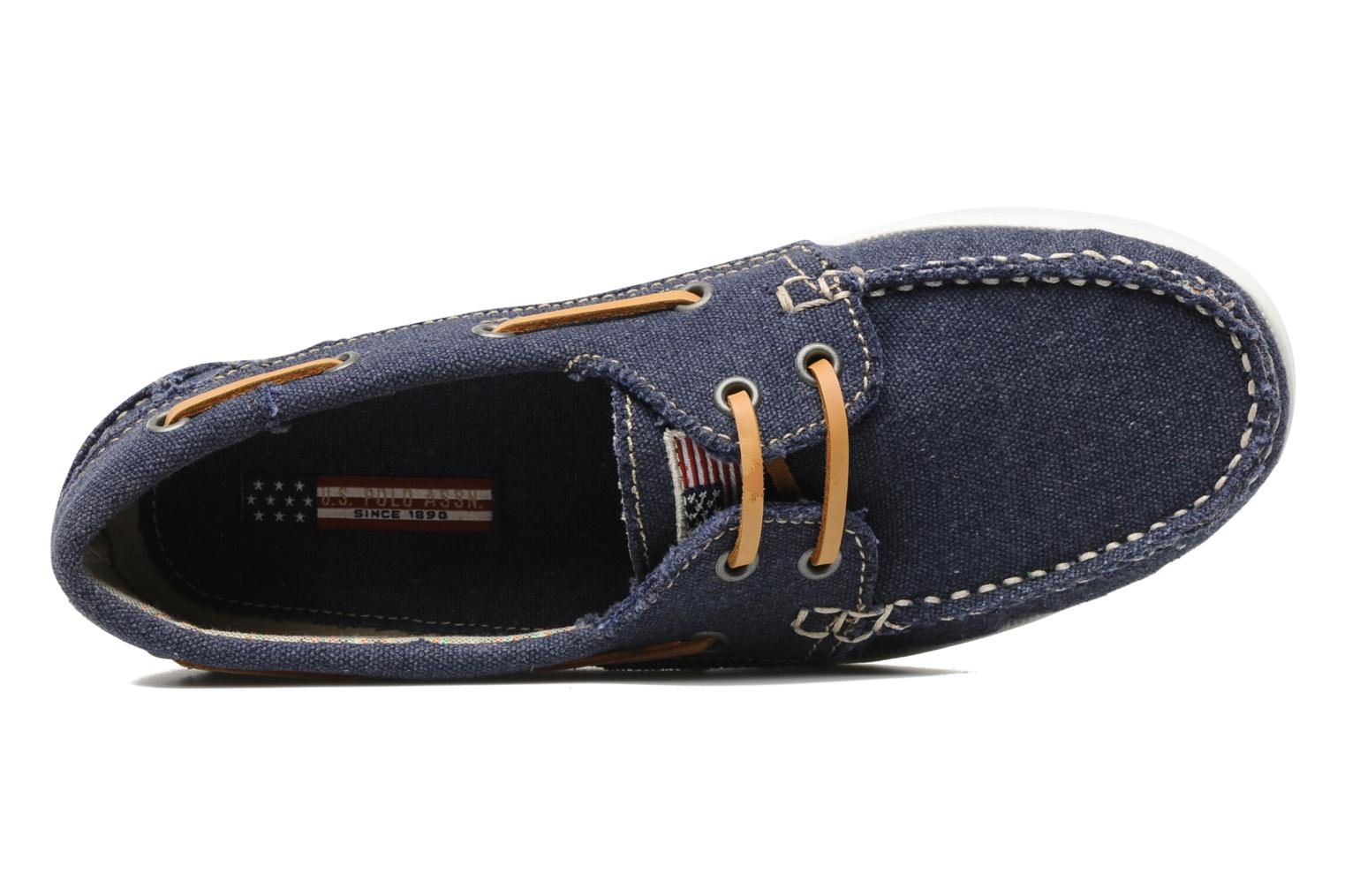 Boma Canvas Dark Blue