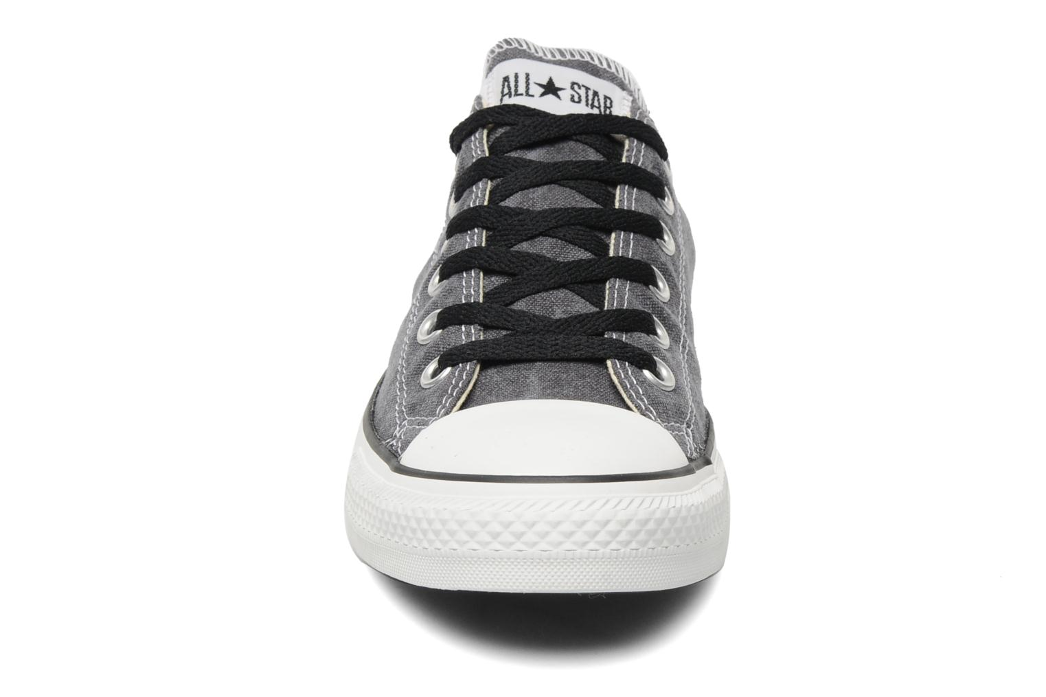 Sneakers Converse Chuck Taylor All Star Basic Washed Ox M Grijs model