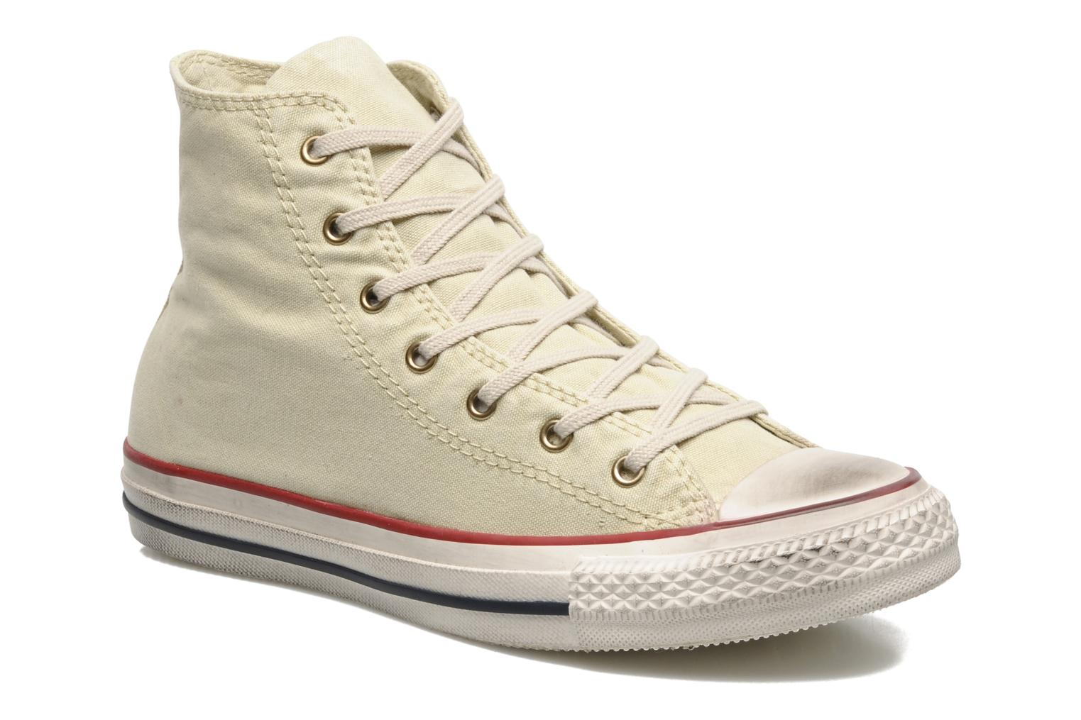 Sneaker Converse Chuck Taylor All Star Fashion Washed Hi W beige detaillierte ansicht/modell