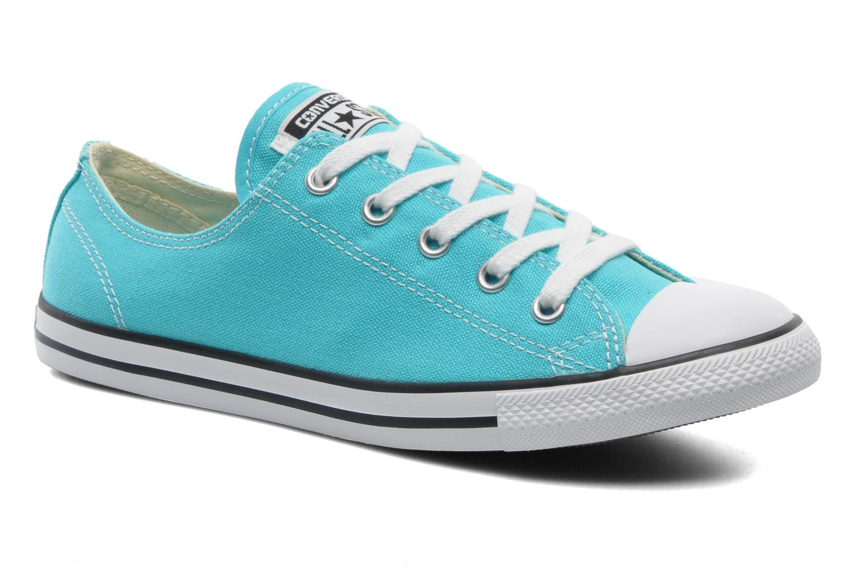 Converse All Star Dainty Canvas Ox W (Verde) - Sneakers chez Sarenza ... f6218e2a15d