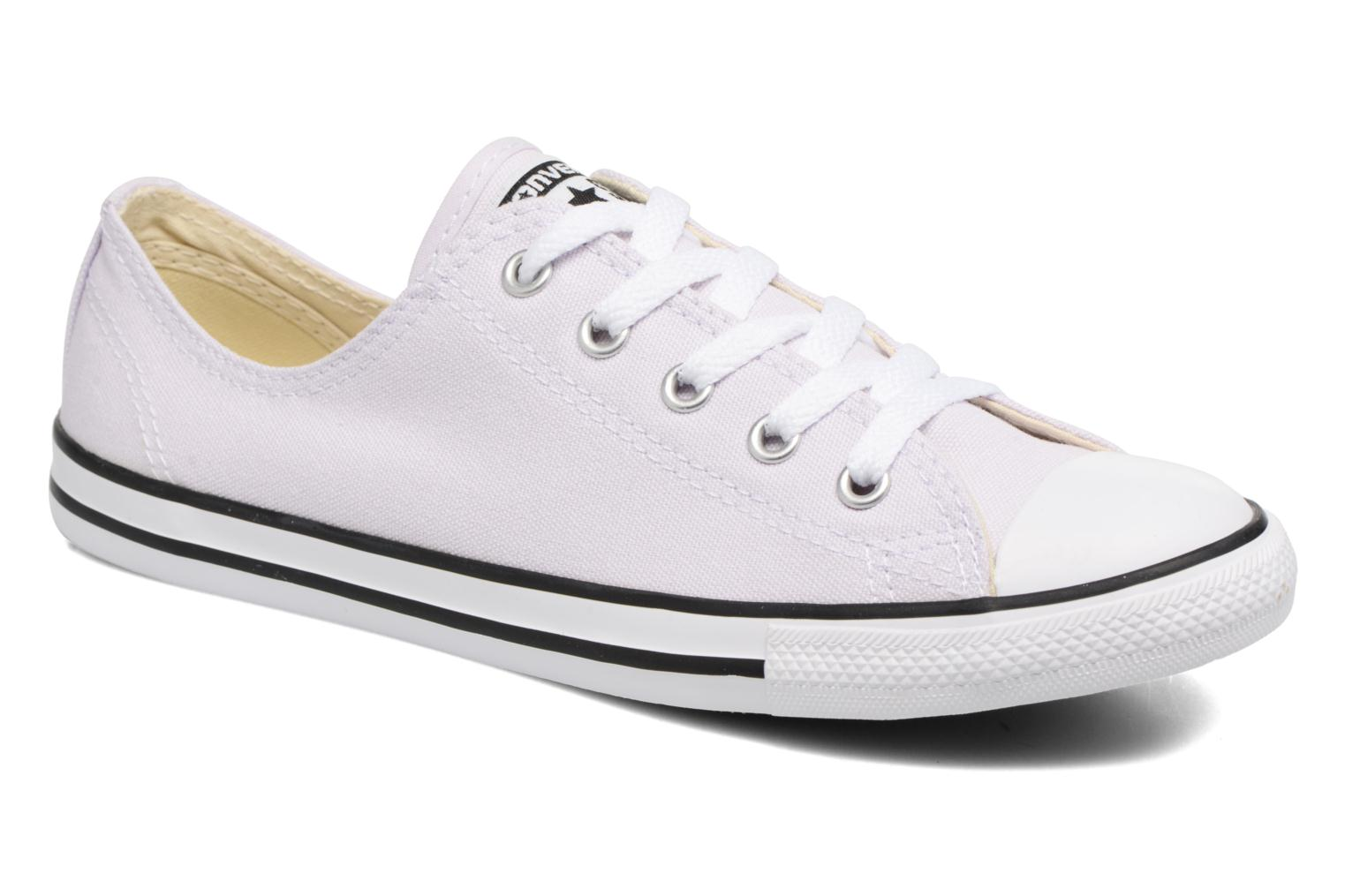 Baskets Converse All Star Dainty Canvas Ox W Violet vue détail/paire