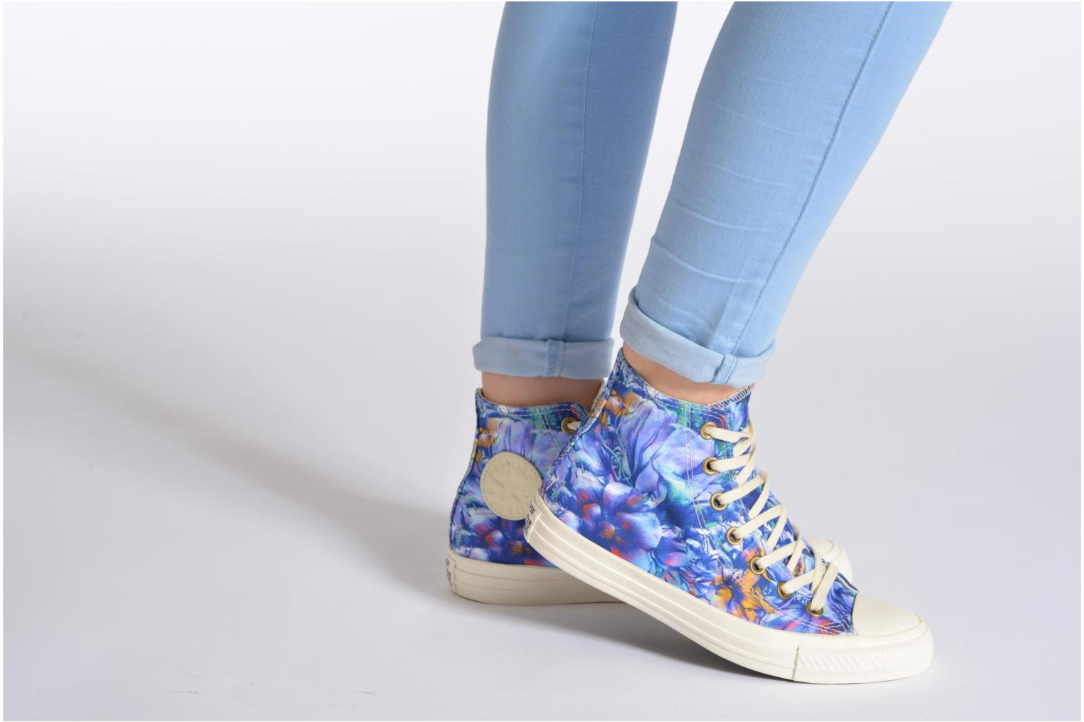Chuck Taylor All Star Floral Print Hi W Natural Floral