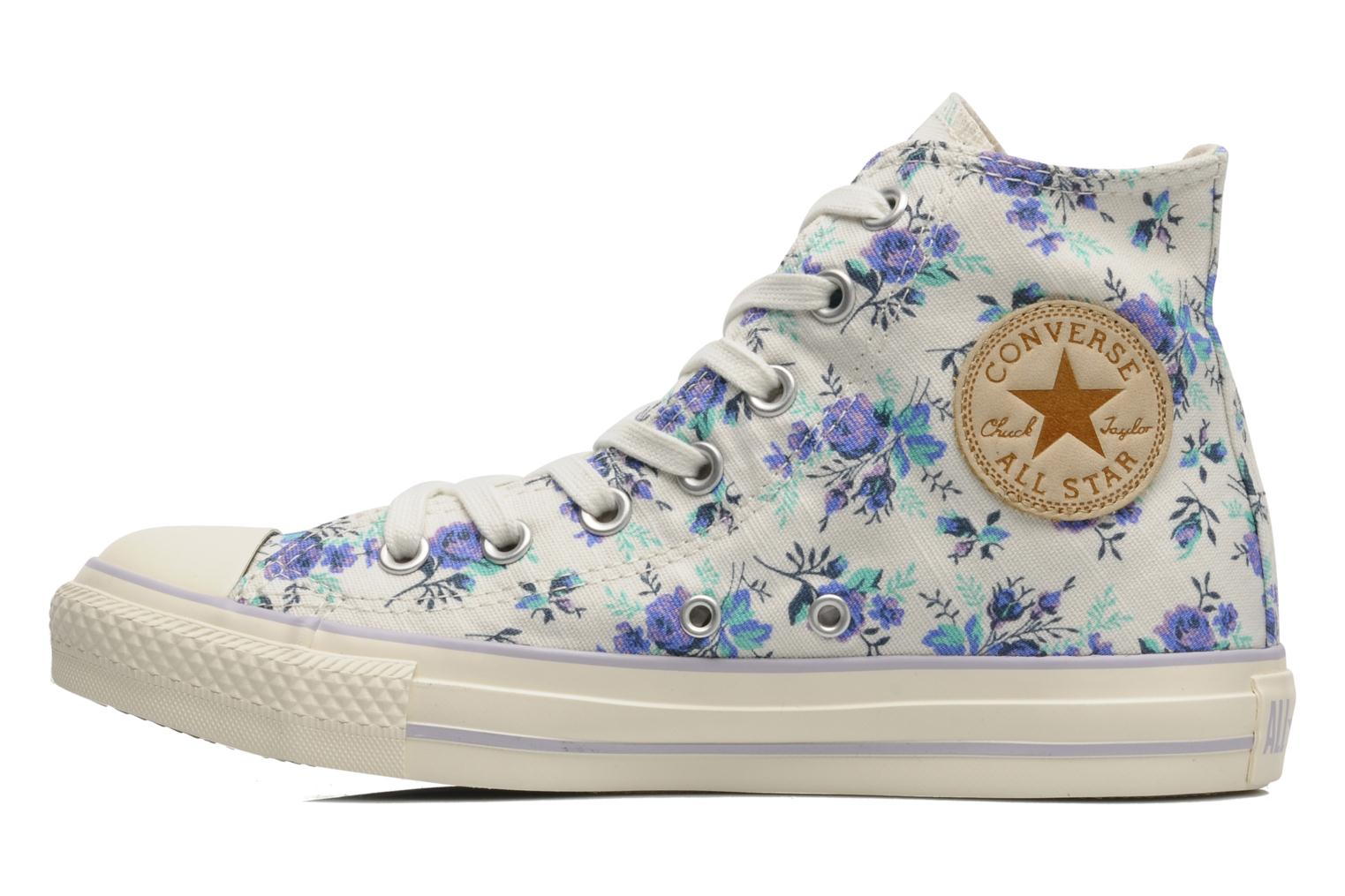 Sneakers Converse Chuck Taylor All Star Floral Print Hi W Multi se forfra