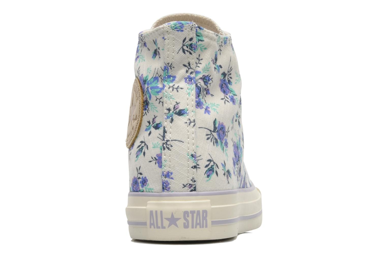 Sneakers Converse Chuck Taylor All Star Floral Print Hi W Multi Se fra højre