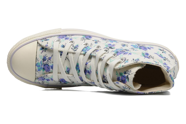 Sneakers Converse Chuck Taylor All Star Floral Print Hi W Multi se fra venstre