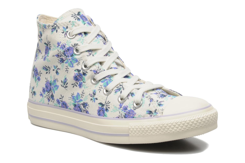 Sneakers Converse Chuck Taylor All Star Floral Print Hi W Multi detaljeret billede af skoene