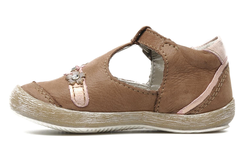 Boots en enkellaarsjes Mod8 Fretille Bruin voorkant
