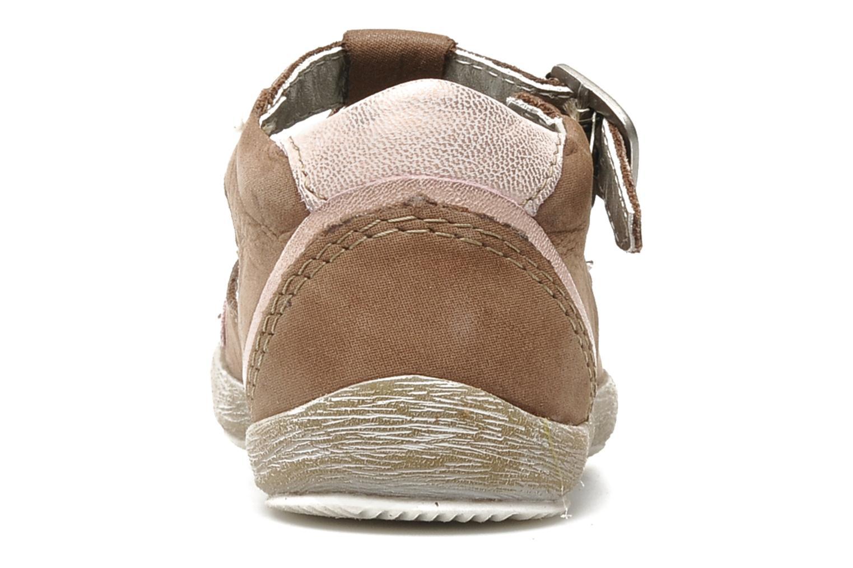 Boots en enkellaarsjes Mod8 Fretille Bruin rechts