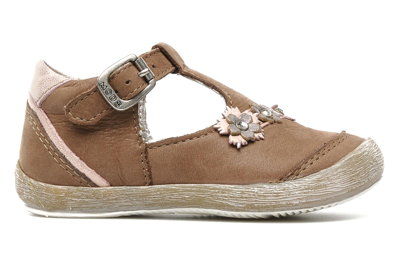 Boots en enkellaarsjes Mod8 Fretille Bruin achterkant
