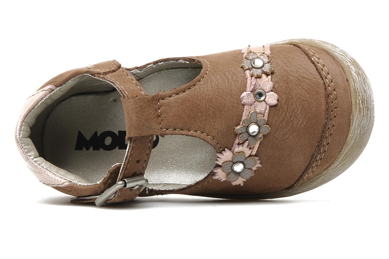Boots en enkellaarsjes Mod8 Fretille Bruin links