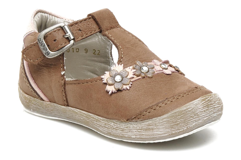 Boots en enkellaarsjes Mod8 Fretille Bruin detail