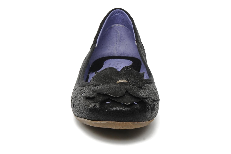 Ballerinas Khrio Sofi schwarz schuhe getragen