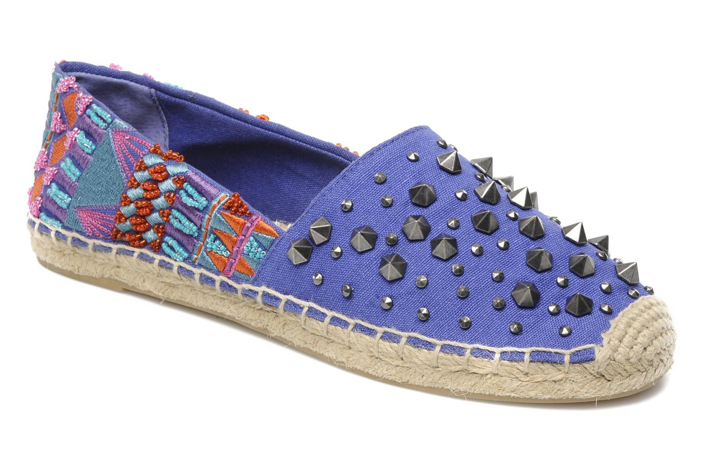 Marques Chaussure femme Sam Edelman femme Linsley Blue Multi Canvas