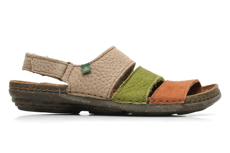 Sandales et nu-pieds El Naturalista Torcal n°302 Multicolore vue derrière