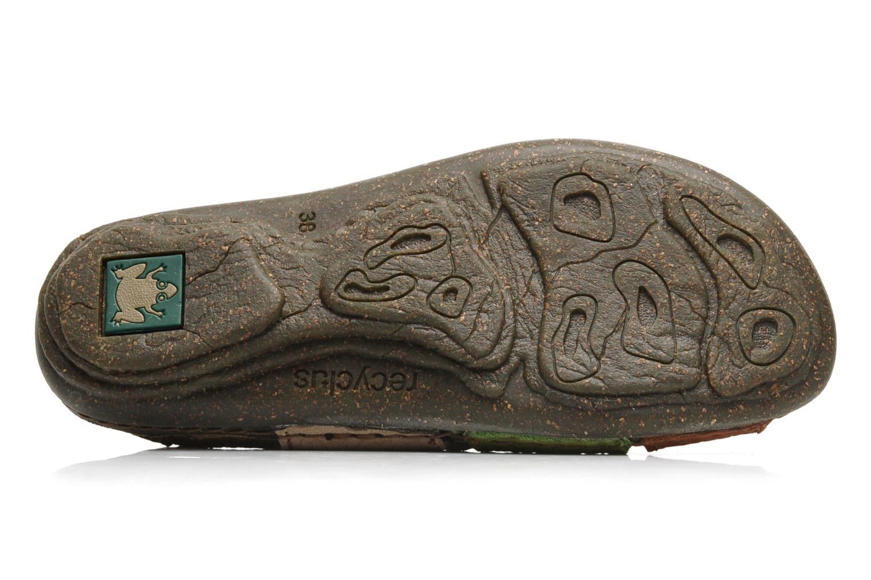 Sandales et nu-pieds El Naturalista Torcal n°302 Multicolore vue haut