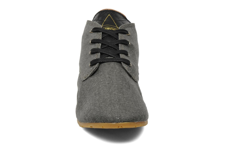 Sneaker Eleven paris Basic Colors F grau schuhe getragen