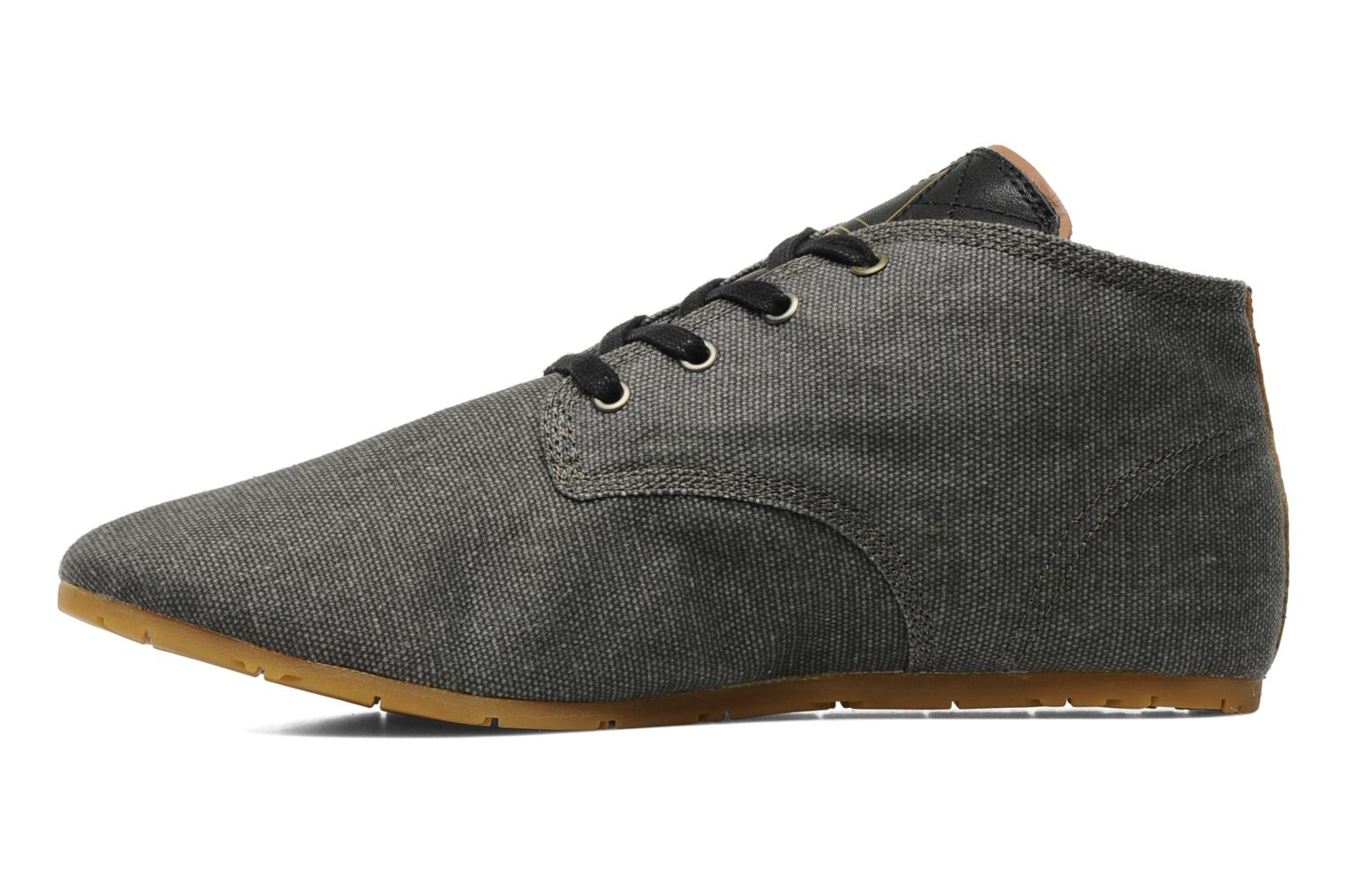 Sneakers Eleven paris Basic Colors F Grijs voorkant