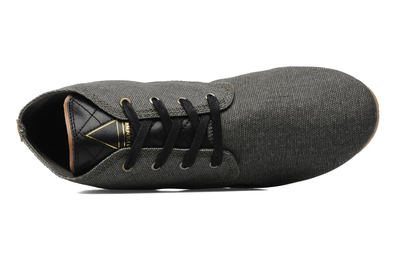 Sneaker Eleven paris Basic Colors F grau ansicht von links