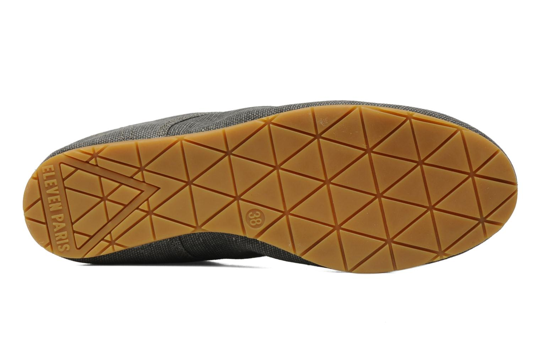 Sneaker Eleven paris Basic Colors F grau ansicht von oben