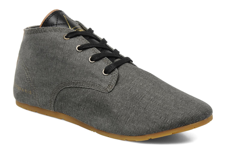 Sneakers Eleven paris Basic Colors F Grijs detail