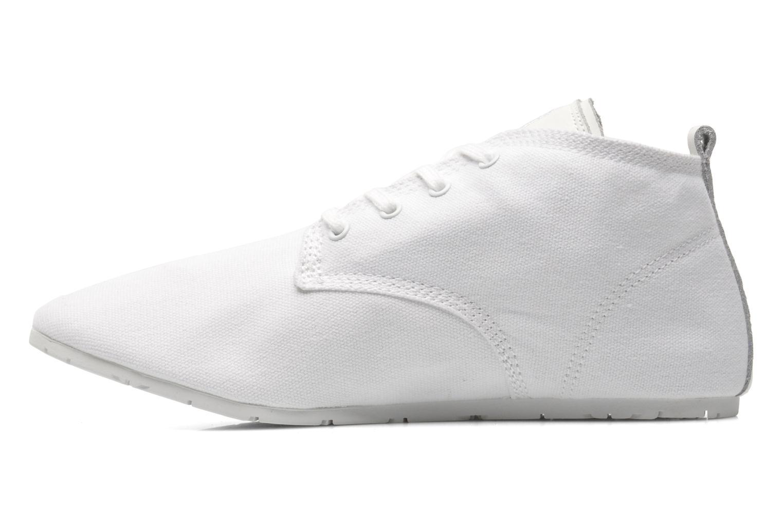 Sneaker Eleven paris Basic Colors F weiß ansicht von vorne