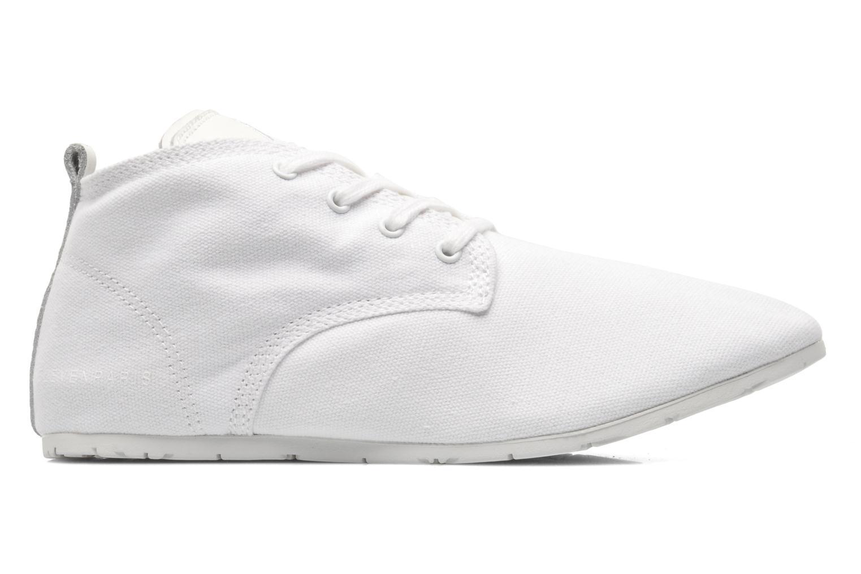 Sneaker Eleven paris Basic Colors F weiß ansicht von hinten
