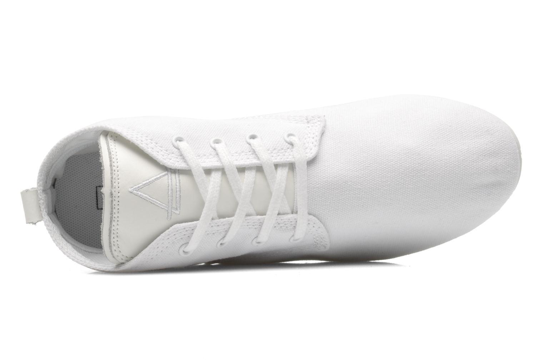 Sneaker Eleven paris Basic Colors F weiß ansicht von links
