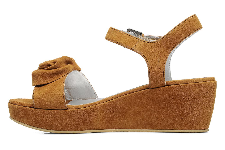 Sandali e scarpe aperte M PAR M DESIR Marrone immagine frontale