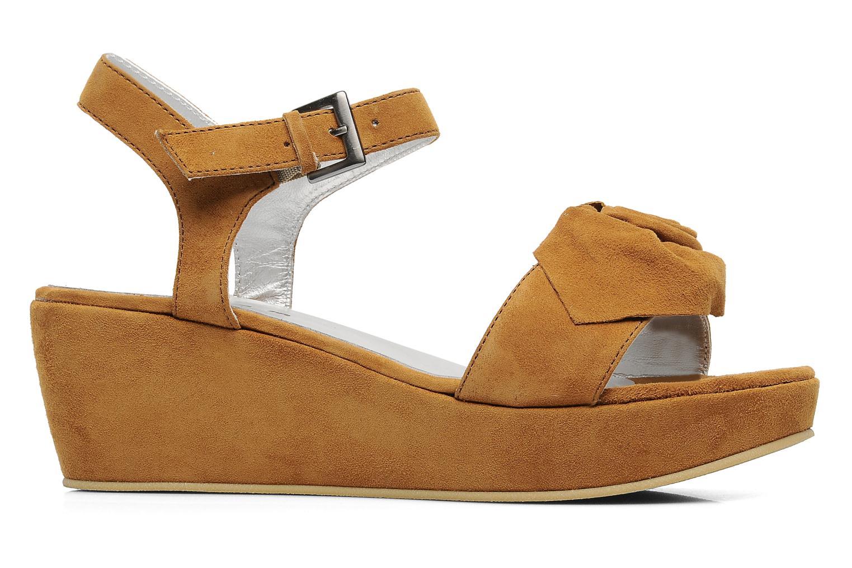 Sandali e scarpe aperte M PAR M DESIR Marrone immagine posteriore