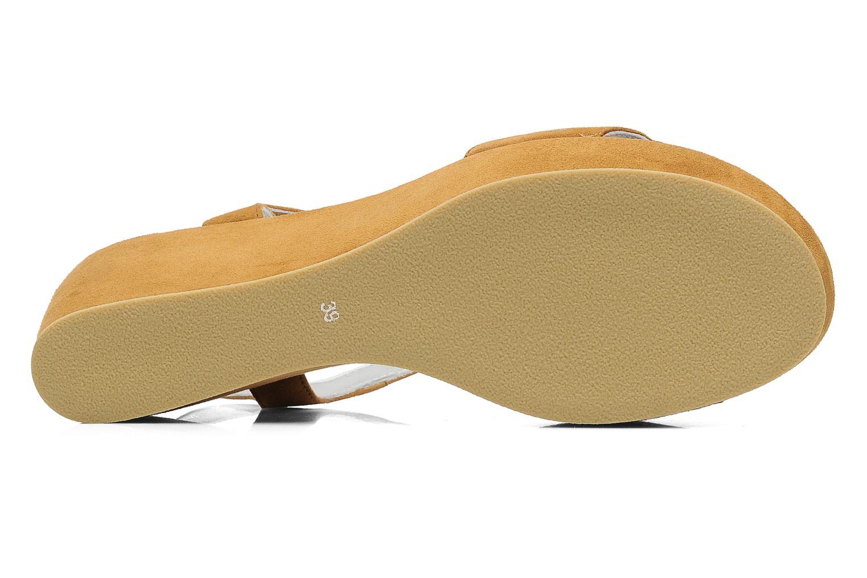 Sandali e scarpe aperte M PAR M DESIR Marrone immagine dall'alto