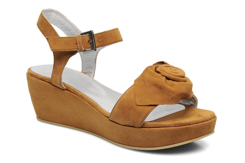 Sandali e scarpe aperte M PAR M DESIR Marrone vedi dettaglio/paio