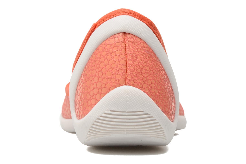 Chaussures de sport Rider Rider Zen Fem Orange vue droite