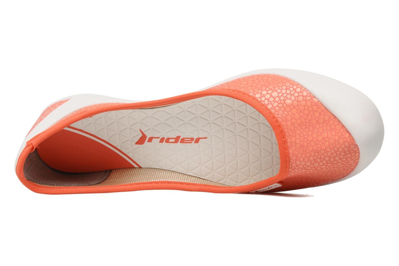 Chaussures de sport Rider Rider Zen Fem Orange vue gauche