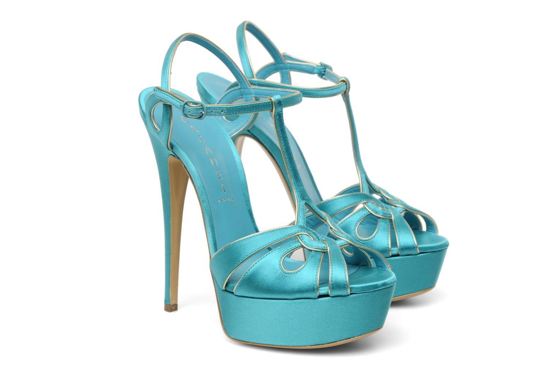 Sandalen Casadei Bibiana blau 3 von 4 ansichten