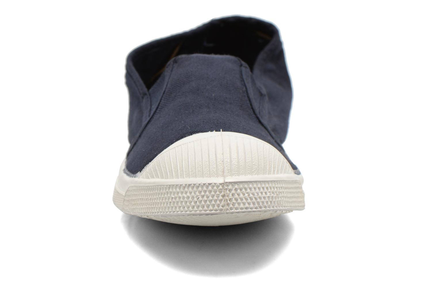 Trainers Bensimon Tennis Tommy F Blue model view