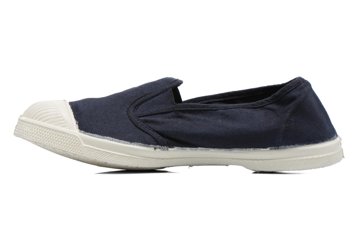 Trainers Bensimon Tennis Tommy F Blue front view