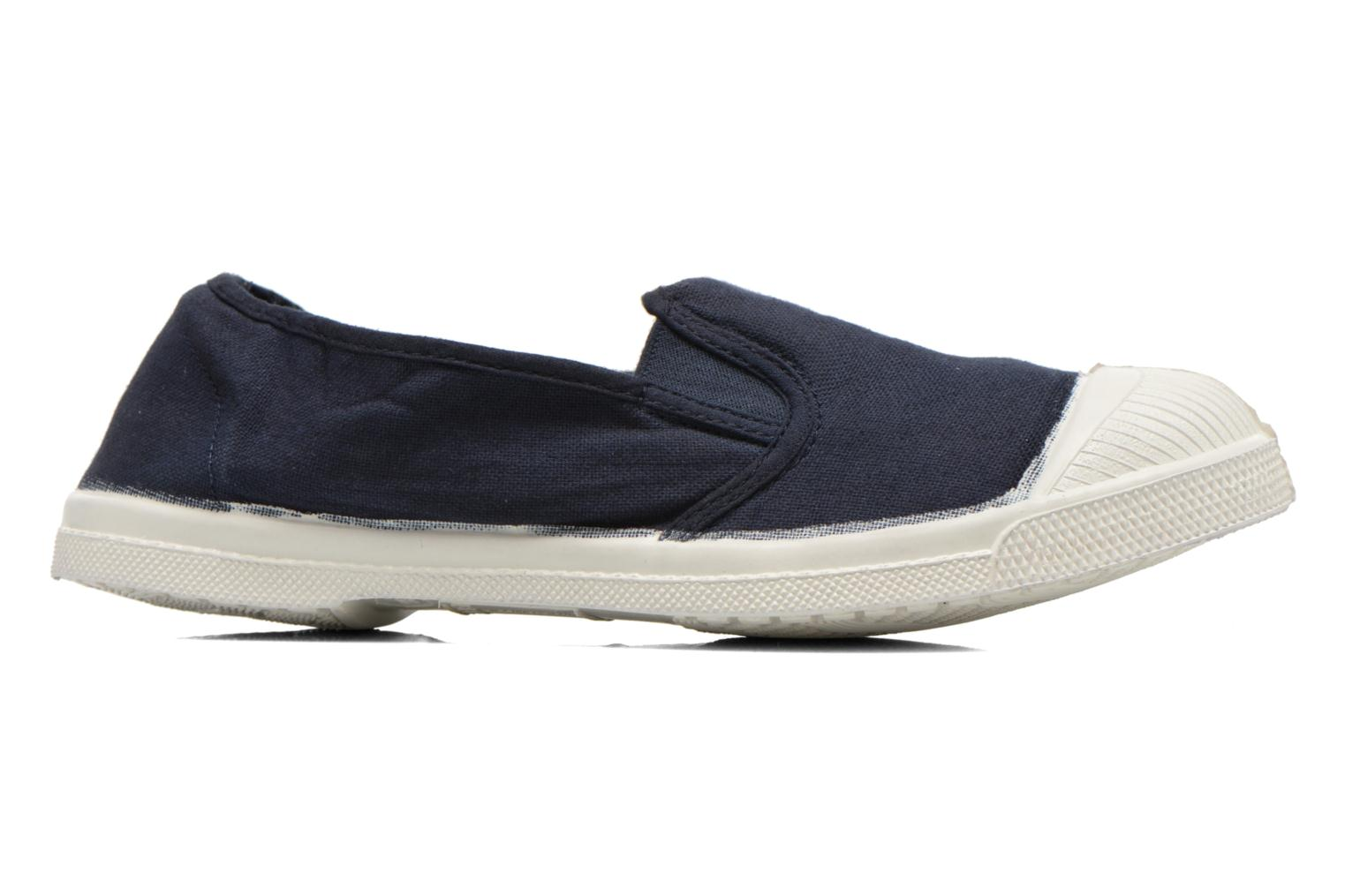 Trainers Bensimon Tennis Tommy F Blue back view