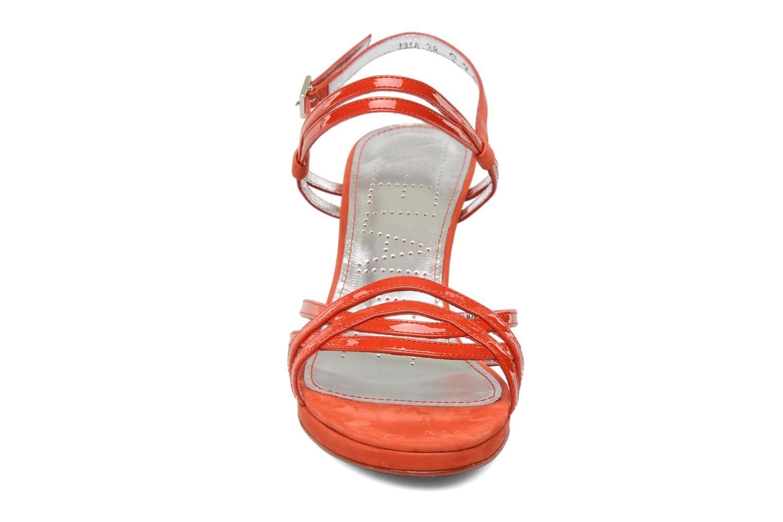 Sandalen Free Lance Hope 4 ritter sandal Rood model