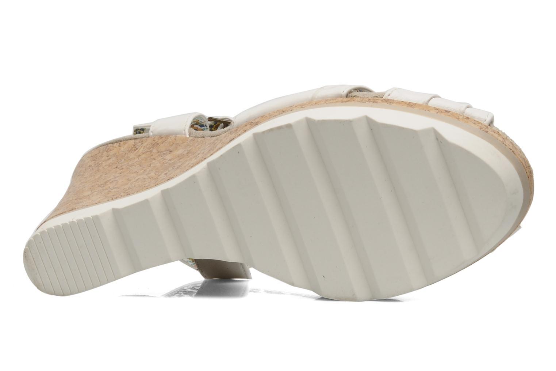 Sandalen Skechers Cutting Edge 38250 Wit boven