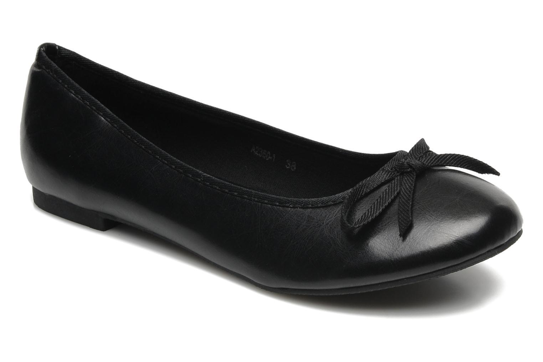 Ballerinas Eclipse Ballerine Classique schwarz detaillierte ansicht/modell