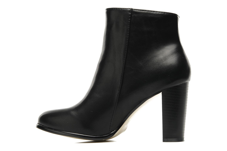 Bottines et boots Eclipse Bottine Eleonore Noir vue face