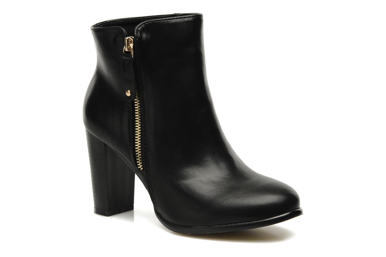 Bottines et boots Eclipse Bottine Eleonore Noir vue détail/paire