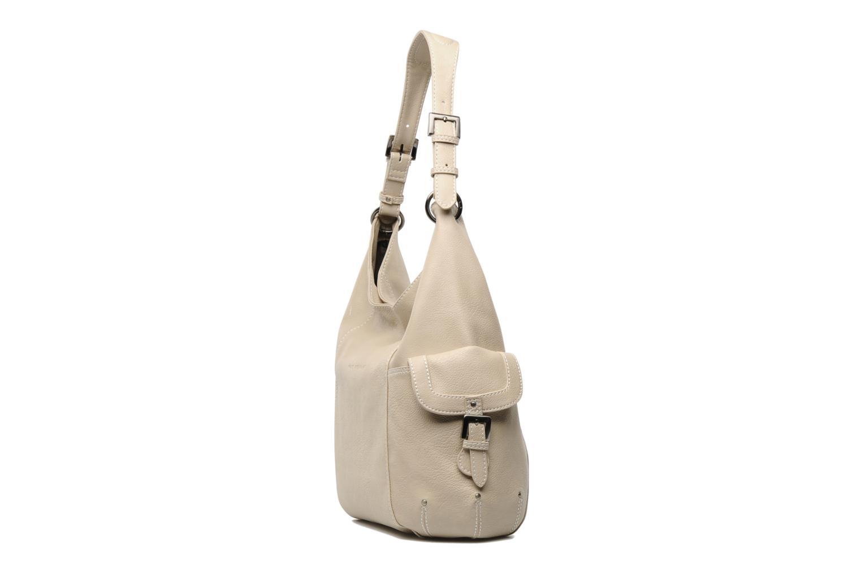 Handtaschen Mac Douglas SAFARI Romuald M beige schuhe getragen