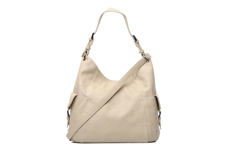 Handtaschen Mac Douglas SAFARI Romuald M beige ansicht von vorne
