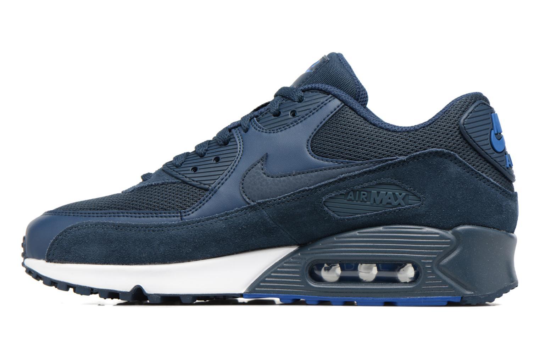 Deportivas Nike Nike Air Max 90 Essential Azul vista de frente