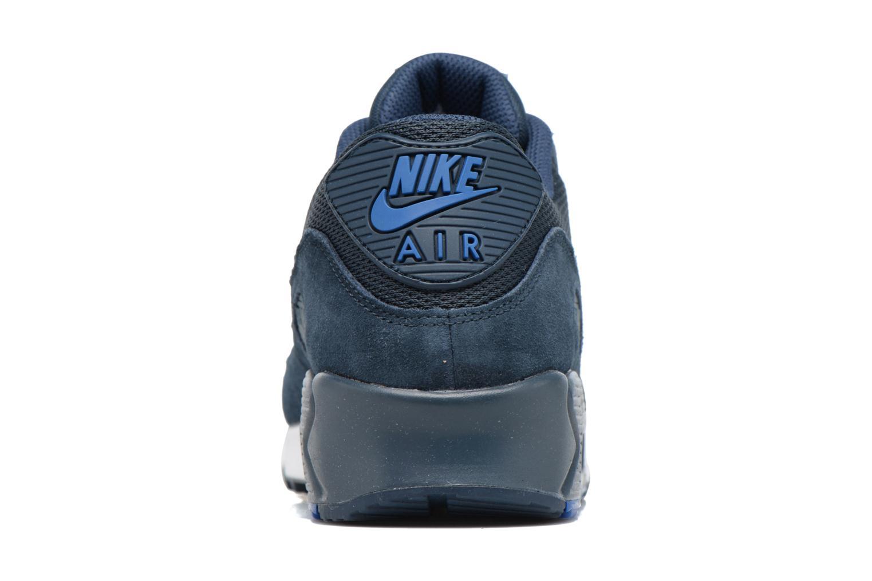 Deportivas Nike Nike Air Max 90 Essential Azul vista lateral derecha