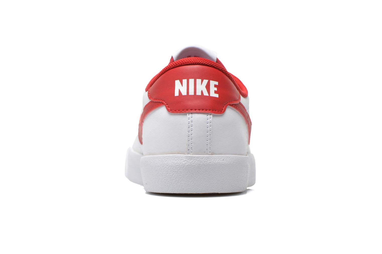 Sneaker Nike Tennis Classic Ac weiß ansicht von rechts