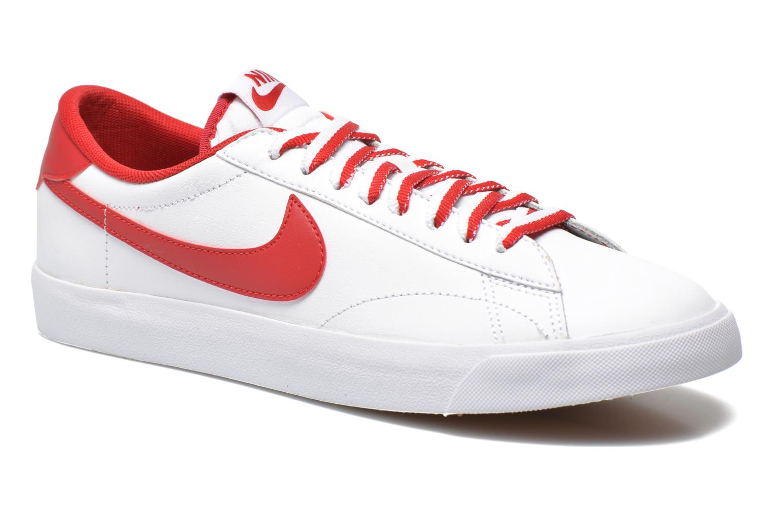 Tennis Classic Ac White/Gym Red-Gum Med Brown